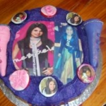 Girl themed Cakes020
