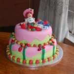 Girl themed Cakes031