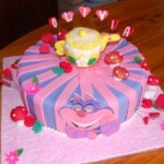 Girl themed Cakes033