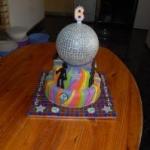 Girl themed Cakes035