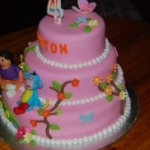 Girl themed Cakes041