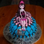 Girl themed Cakes046