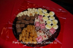 Party Animals Jumping Castels offers Kids Platters005