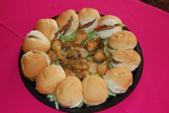 Party Animals Jumping Castels offers Kids Platters010