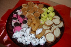 Party Animals Jumping Castels offers Kids Platters013