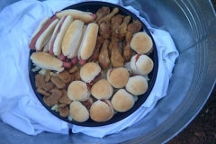 Party Animals Jumping Castels offers Kids Platters014