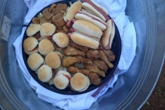 Party Animals Jumping Castels offers Kids Platters020