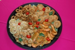 Party Animals Jumping Castels offers Seafood Platters001