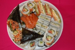 Party Animals Jumping Castels offers Seafood Platters012