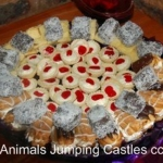 Party Animals Jumping Castels offers Sweet Platters006