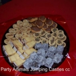 Party Animals Jumping Castels offers Sweet Platters009