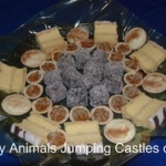 Party Animals Jumping Castels offers Sweet Platters014