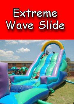Extreme Wave Slide