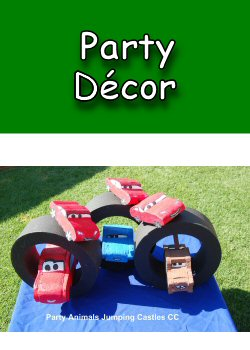Party Décor