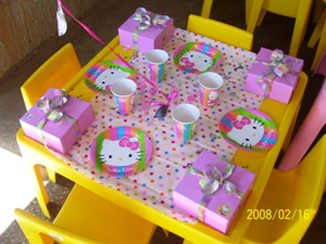Kids tables and chairs 1
