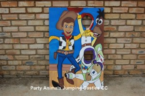 Toy Story Photo Board