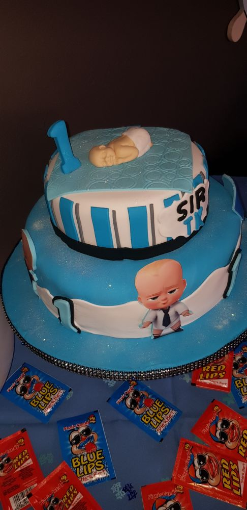 Boss Baby Theme Party For Tk Party Animals