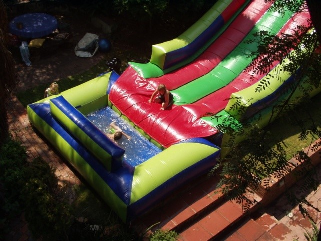 Extreme Gladiator and Pool Extension_5_Fun__Party_Animals_For_all_your_Jumping_Castles_and_party_hire_needs