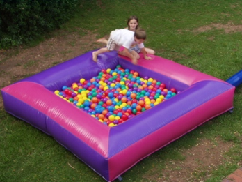 Baby Ball Ponds 1 Fun 4 Party Animals For all your Jumping Castles and party hire needs