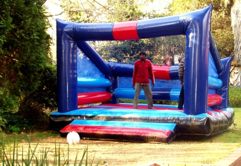 Soccer 20 Ten 1 Fun 4 Party Animals For all your Jumping Castles and party hire needs