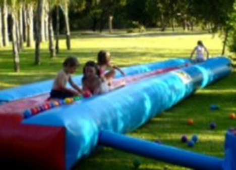 10m_Waterslides_2_Fun_4_Party_Animals_For_all_your_Jumping_Castles_and_party_hire_needs