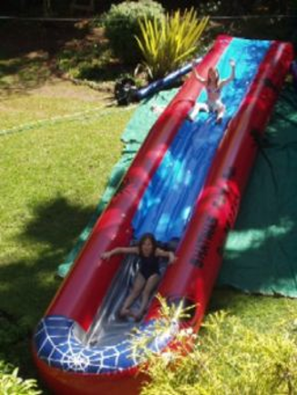 12m Waterslides_2_Fun_4_Party_Animals_For_all_your_Jumping_Castles_and_party_hire_needs