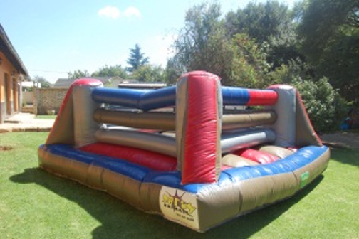 Adult Wrestling Ring 1 Fun 4 Party Animals For all your Jumping Castles and party hire needs