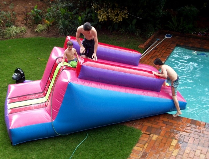 Pool Wedges_1_Fun_4_Party_Animals_For_all_your_Jumping_Castles_and_party_hire_needs
