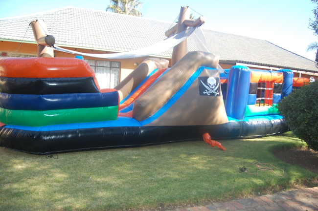 Black Galleon 2 Fun 4 Party Animals For all your Jumping Castles and party hire needs