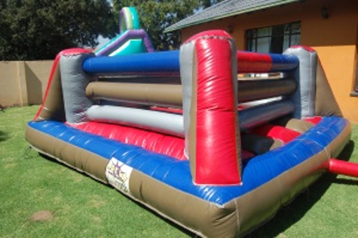 Adult Wrestling Ring 2 Fun 4 Party Animals For all your Jumping Castles and party hire needs